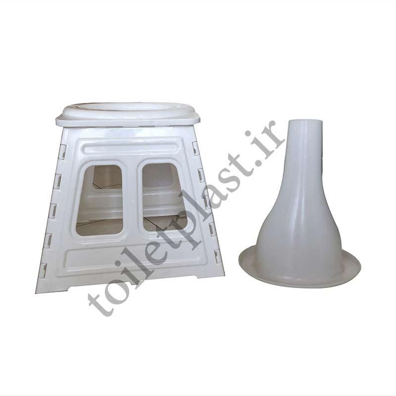 تولید و فروش انواع توالت فرنگی و توالت پلاستیکی