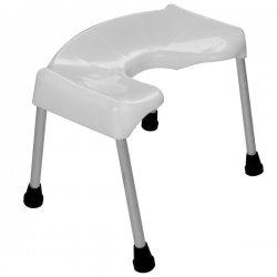 توالت فرنگی پلاستیکی مدل صندلی تاشو